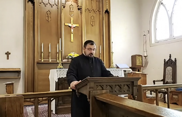 Fr. Ben's Letter re 10 a.m. service opening